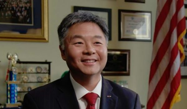 Ted Lieu: I would happily control speech if weren't for that pesky First Amendment by Joe Newby