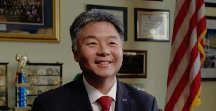 Ted Lieu: I would happily control speech if weren't for that pesky First Amendment