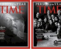 Time magazine's 2018 person of the year are the 'guardians and the war on truth'