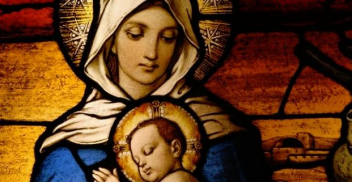 Prof: Virgin Mary didn't give God 'consent'