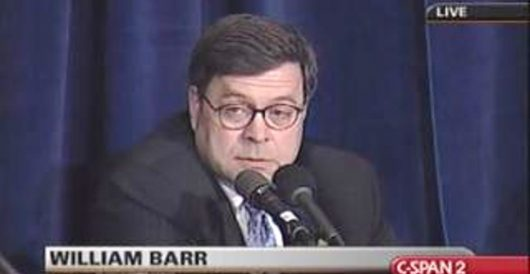 AG Barr reportedly working with CIA to review origins of Russia probe by Daily Caller News Foundation