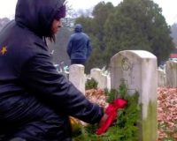 VIDEO: Thousands participate in Wreaths Across America event honoring heroes