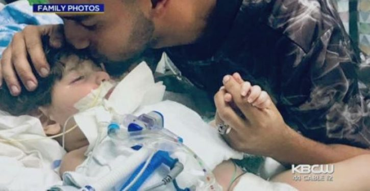 Yemeni mother fought 17 months to overcome U.S. travel ban to visit dying 2-year-old son