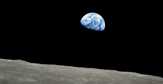 50 years ago the crew of Apollo 8 wished Earth a Merry Christmas while orbiting the moon by Daily Caller News Foundation