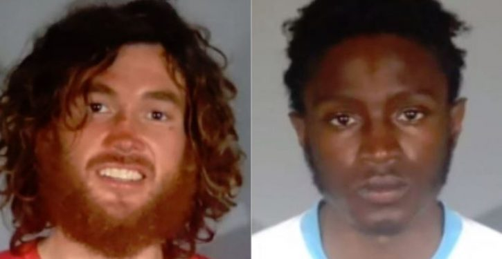 Homeless men arrested after breaking into apartment, cooking meal, showering