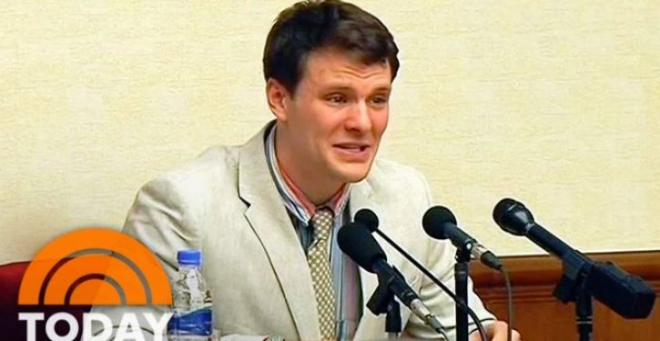 Seized N. Korean cargo ship sold to compensate parents of Otto Warmbier, others