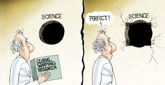 Cartoon of the Day: Science squared by A. F. Branco
