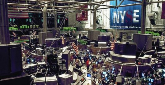 Global stock markets have lost $6 trillion in value in six days by LU Staff