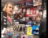 VIDEO: Remember trans woman who flipped out at GameStop? He has a rap video now