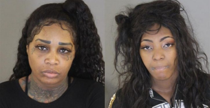 Women accused of stealing from Target during 'Shop with a Cop' charity event