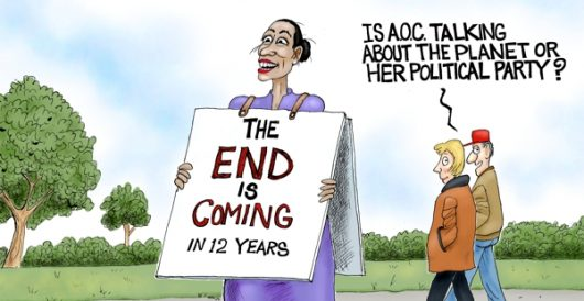 Cartoon of the Day: Omega girl by A. F. Branco