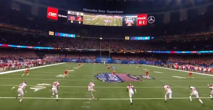 Football Follies 2018: Bowl up