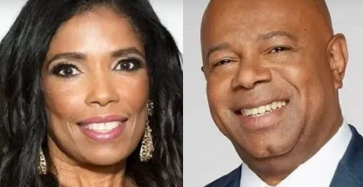 CNN's Areva Martin lambastes Fox host David Webb's white privilege; just one problem