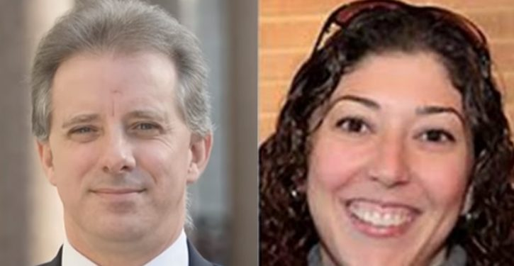 Lisa Page: 'There's no fathomable way I have committed any crime at all'