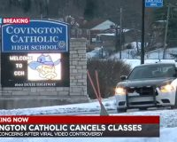 Sad: Bus bringing Covington Catholic kids back from March for Life involved in fatal crash