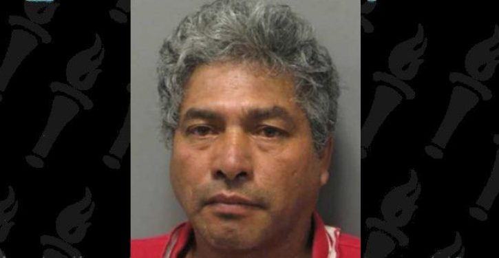 Illegal alien pays $100 to have sex with 14-year-old girl, blackmails her with video of their encounter