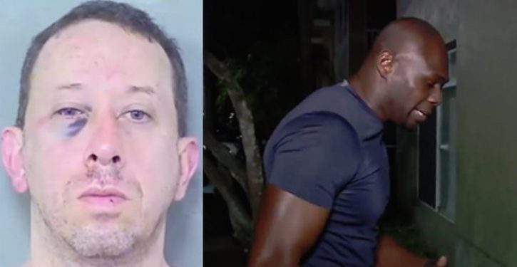 Man beaten up by former NFL player who caught him masturbating outside daughter's window