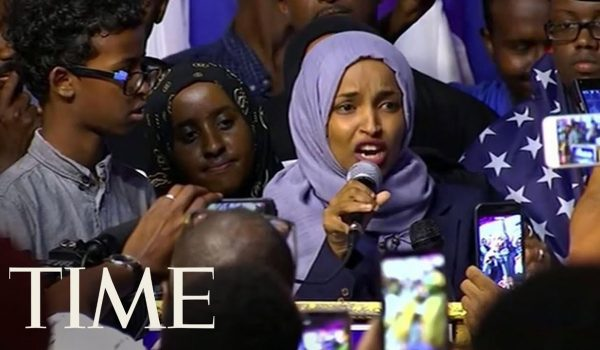 Dem Rep. Ilhan Omar holds secret fundraisers with Islamic groups tied to terrorism by Joe Newby