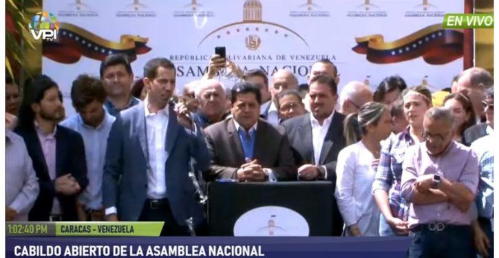 Brazil announces recognition of Venezuelan opposition leader as rightful president
