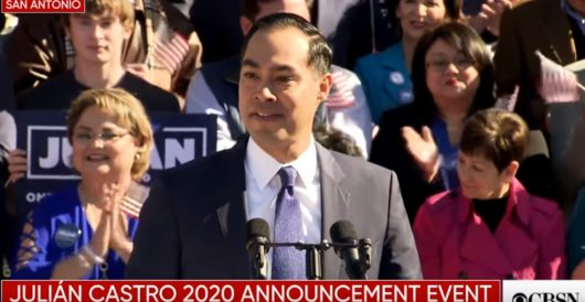 Joaquin Castro blames Trump for 'human rights violation' … committed by Obama by LU Staff