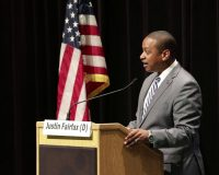 Va. Lt. Gov. Justin Fairfax calls GOP invitation to sexual assault accusers 'political theater'