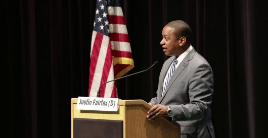 Lieutenant Governor Justin Fairfax may be serial rapist by Jerome Woehrle