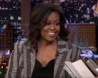 Michelle Obama worried her famous daughters may be shot by police