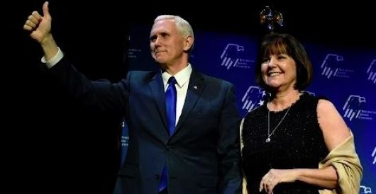 Why CNN's John King thinks Karen Pence should be denied Secret Service protection by Jeff Dunetz