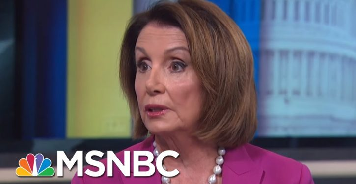 Pelosi goes from 'we'll accept 2020 outcome' to 'we can't accept a second term for Trump'