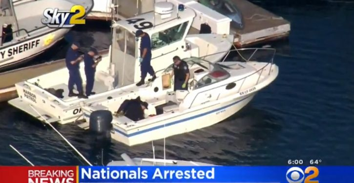 2 Mexicans, 10 Chinese clients detained in smuggling-by-sea attempt in SoCal