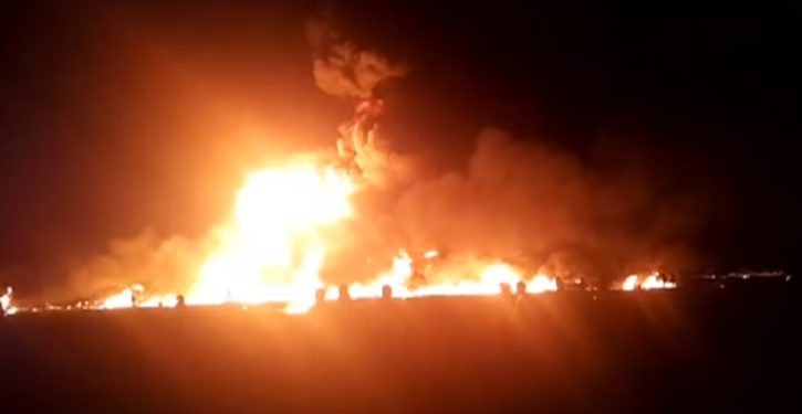Massive gas pipeline explosion in Mexico kills 66; reported cause is surreal