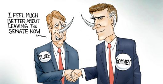 Cartoon of the Day: RINOs 'R' Us by A. F. Branco