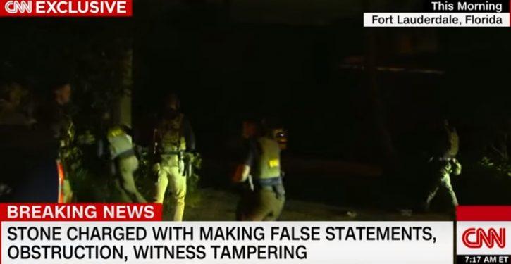 Lindsey Graham wants FBI to explain Roger Stone raid