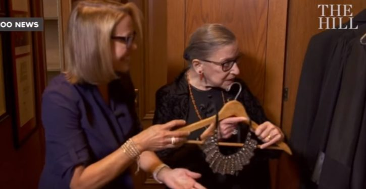 Within hours of news of Ginsburg's death, media gets busy politicizing it