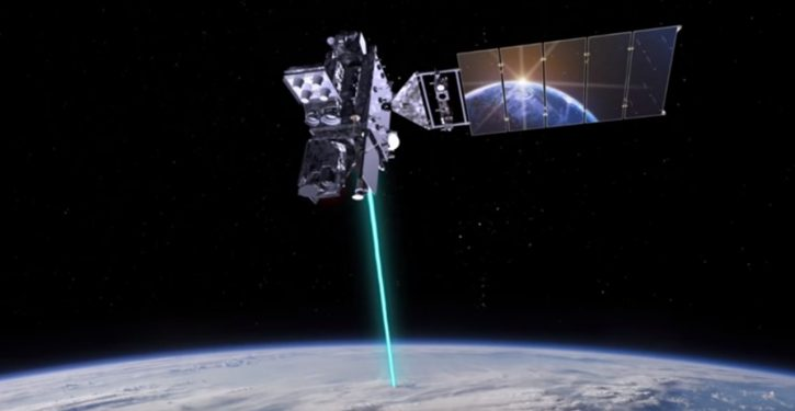 Pentagon report: Chinese military training with anti-satellite weapons