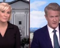 Joe Scarborough says everyone but Trump 'saw this coming in early January' — well, not quite everybody