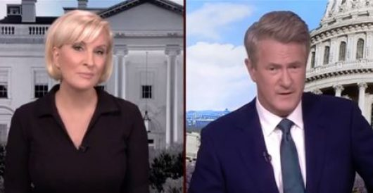 MSNBC's Joe Scarborough blames Epstein suicide on … Russians? by Joe Newby