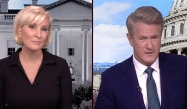 Joe Scarborough says everyone but Trump 'saw this coming in early January' — well, not quite everybody by LU Staff