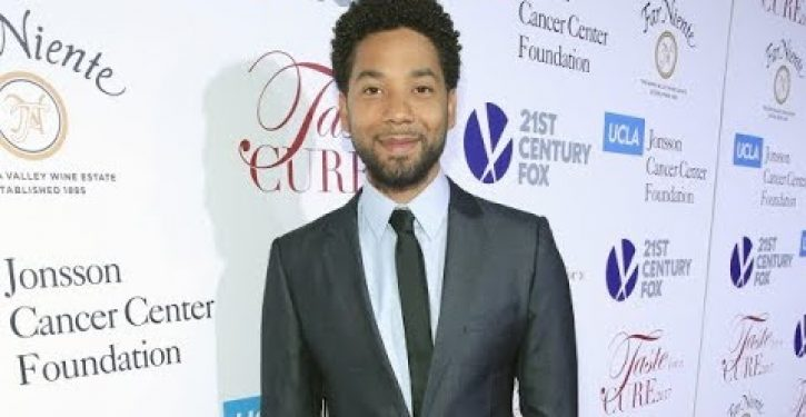 Smollett 'attack' similar to story of play he auditioned for