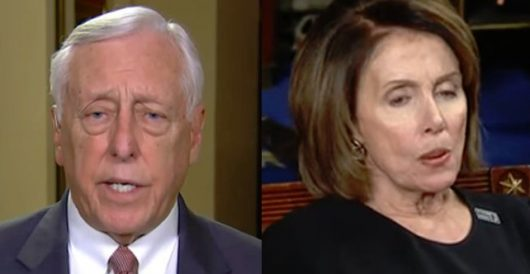 Dissension in the ranks: Steny Hoyer breaks with Pelosi, says he would welcome Trump for SOTU by Daily Caller News Foundation