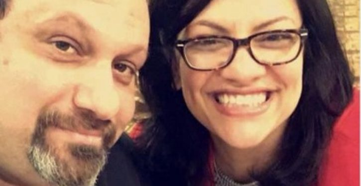 Rashida Tlaib hosts another extreme anti-Israel, terror-affiliated activist on Capitol Hill