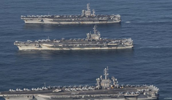 Can China afford to attack a U.S. carrier? Depends on what the meaning of 'afford' is by J.E. Dyer