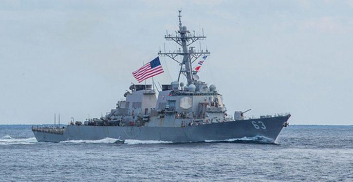 Blueprint: Navy needs to address 'woke' politics before they sink the fleet