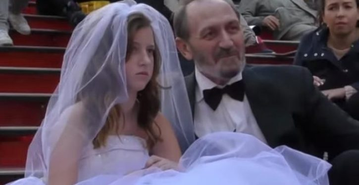 BOMBSHELL: State Dept. has signed off on thousands of child bride requests since 2007