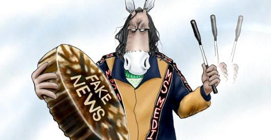 Cartoon of the Day: Beat of a different drum by A. F. Branco