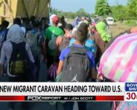 Thousands of Central American migrants taking Mexico up on offer of temporary asylum, work visas