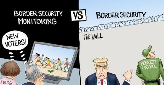 Cartoon of the Day: Monitoring vs. securing by A. F. Branco