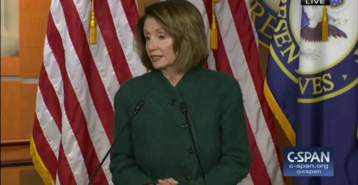 VIDEO: Pelosi — Illegals killing Americans 'not a justification' for stricter border security rules