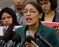 Ocasio-Cortez tweets blatantly false accusation about GOP operative