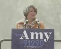 VIDEO: Amy Klobuchar flunks Hispandering